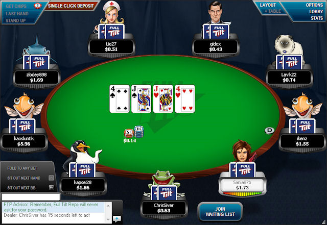 Full Tilt screenshot 3