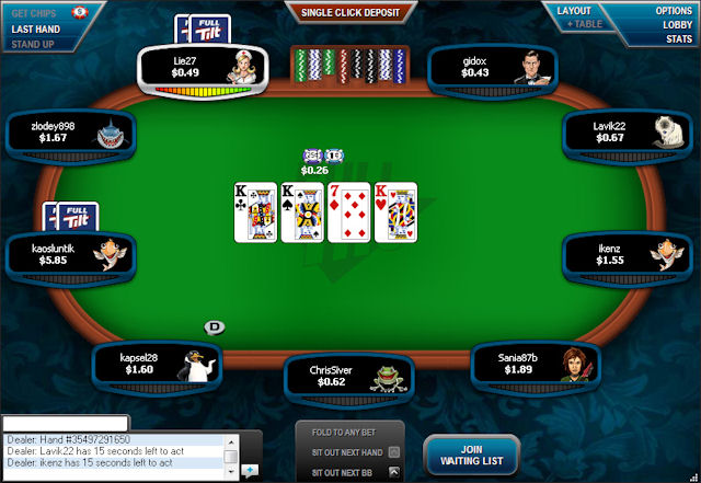Full Tilt screenshot 4